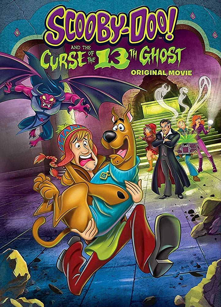 Scooby Doo and the Curse of the 13th Ghost | مترجم