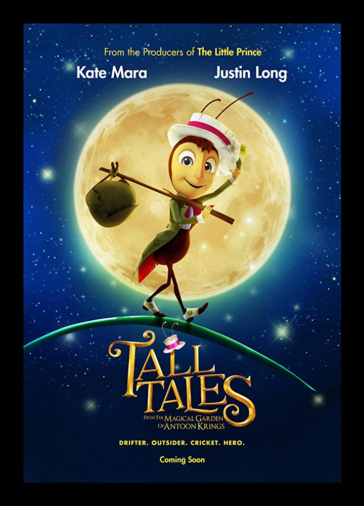 Tall Tales from the Magical Garden of Antoon Krings | مترجم