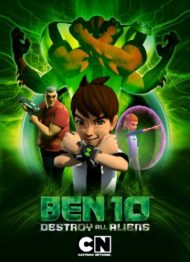BEN 10 Road Trip Rumble | مدبلج