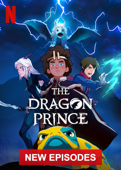 The Dragon Prince | مدبلج