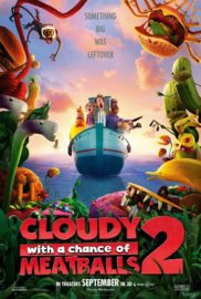 cloudy with a chance of meatballs 2 | مدبلج