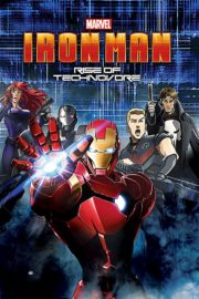 Iron Man Rise Of Technovore 2013 | مترجم