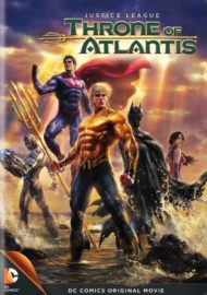 Justice League Throne of Atlantis | مترجم