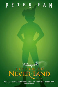 Peter Pan 3A Return to Never Land