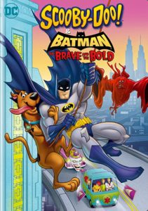 Scooby Doo Batman the Brave and the Bold