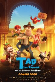 Tad the Lost Explorer and the Secret | مترجم